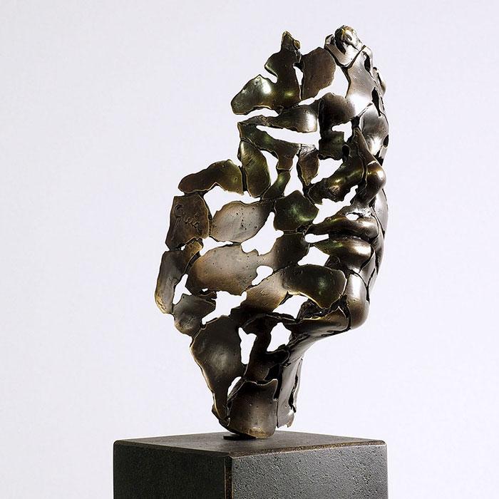Esencia de juventud en bronce
