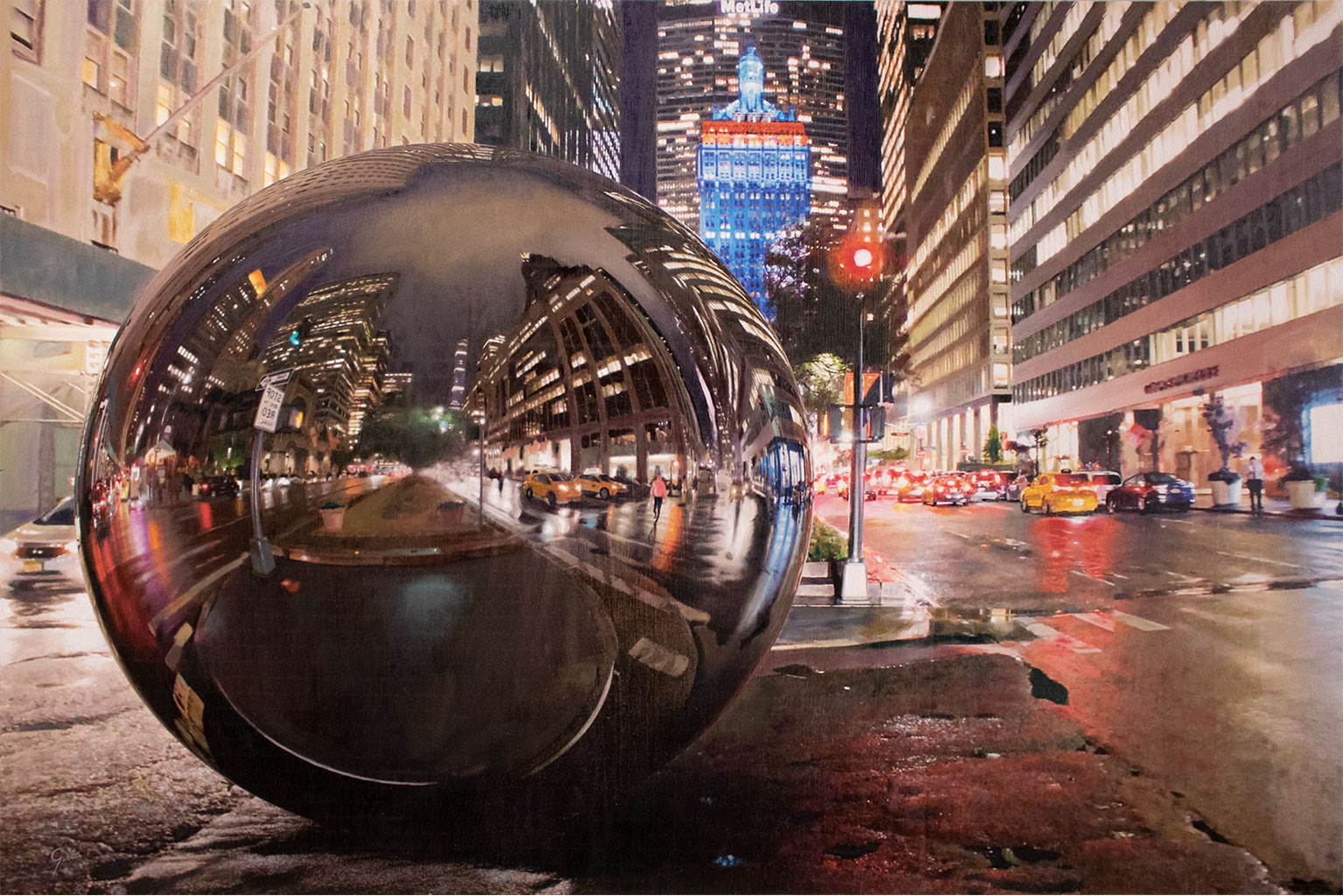 City's-soul-reflection-NY-NIGHT-2-100x150cm-1