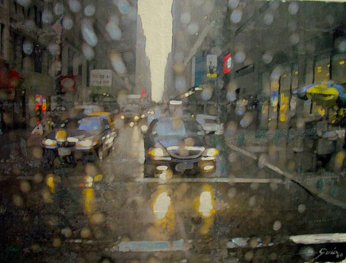 Impressionism painting