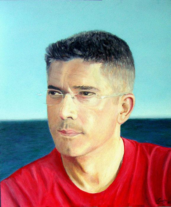 Retrato del Pintor Moreno Linares (2011)