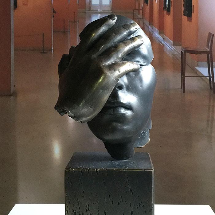 Reflexion dark bronze
